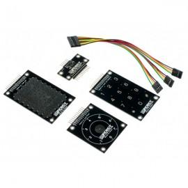 Сенсорный комплект Capacitive Touch Kit к Arduino