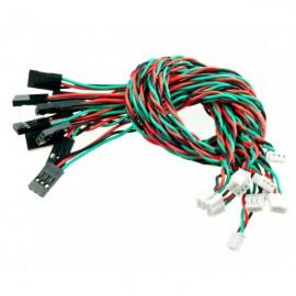 Цифровые кабеля для датчиков Arduino (10 шт)