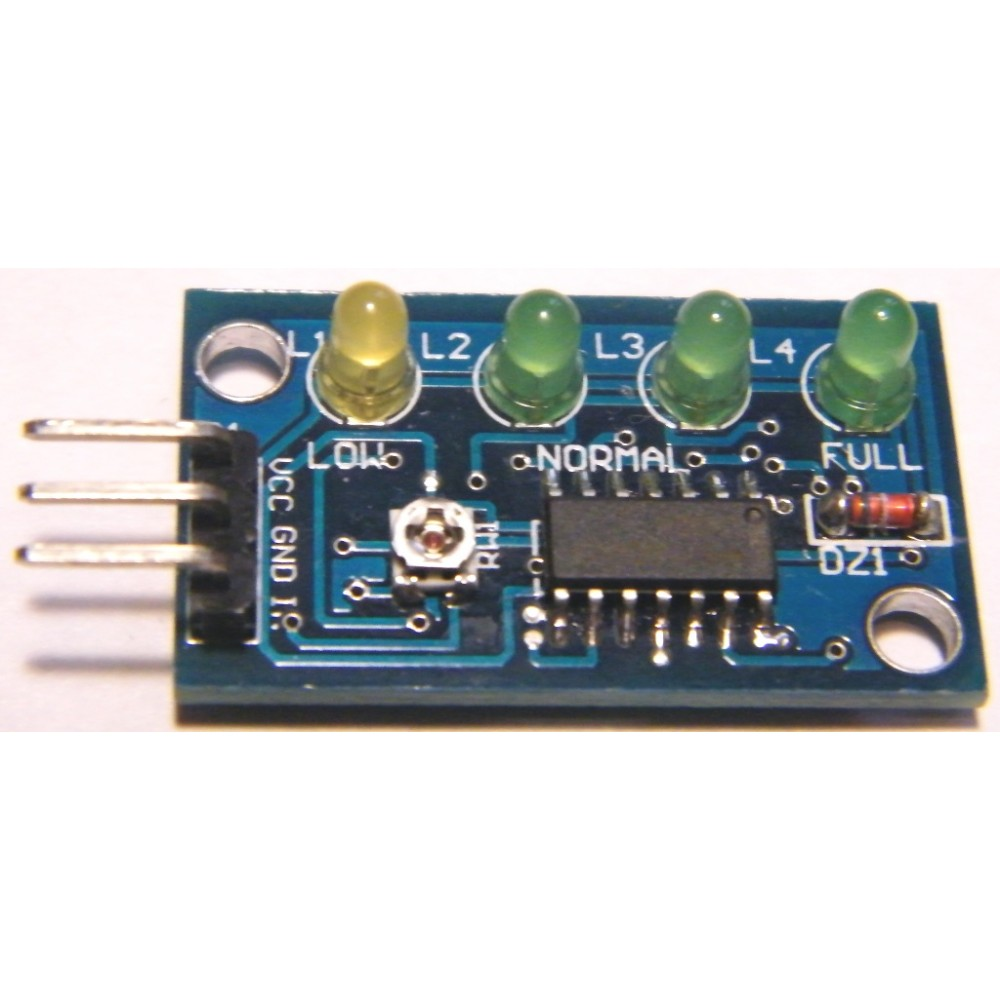 Arduino Electric Quantity Display Sensor Датчик