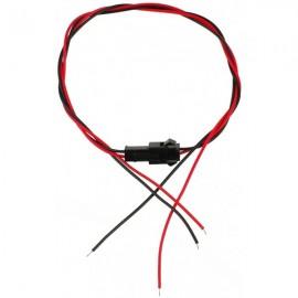 Кабель EL Wire Male/Female Set (30cm) для Arduino