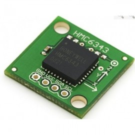 Электронный компас с компенсацией наклона HMC6343