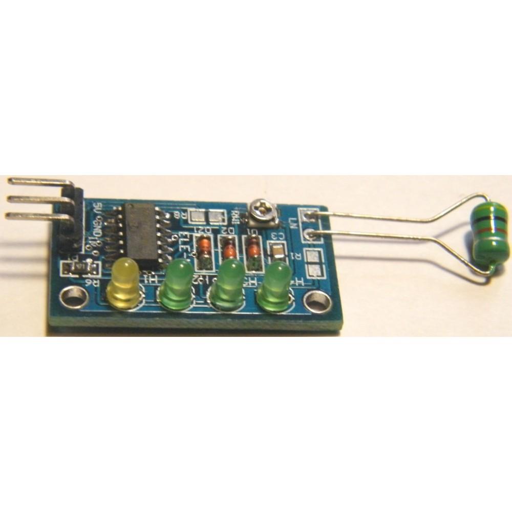 Arduino Electromagnetic Detector Sensor Датчик