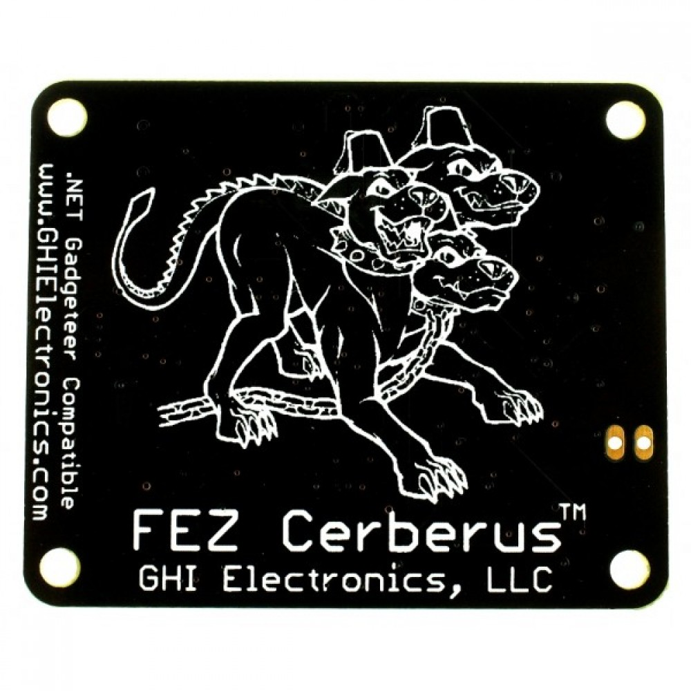 Плата FEZ Cerberus Mainboard NET Gadgeteer