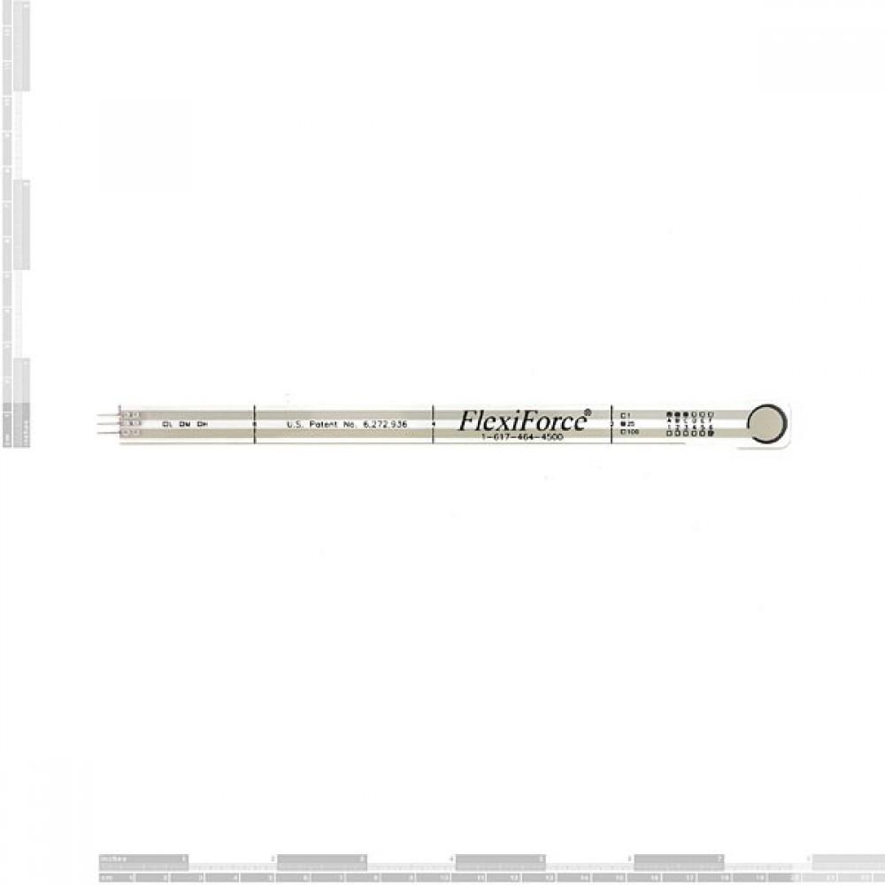 Flexiforce датчик давления - 100 фунтов (45кг) для Arduino