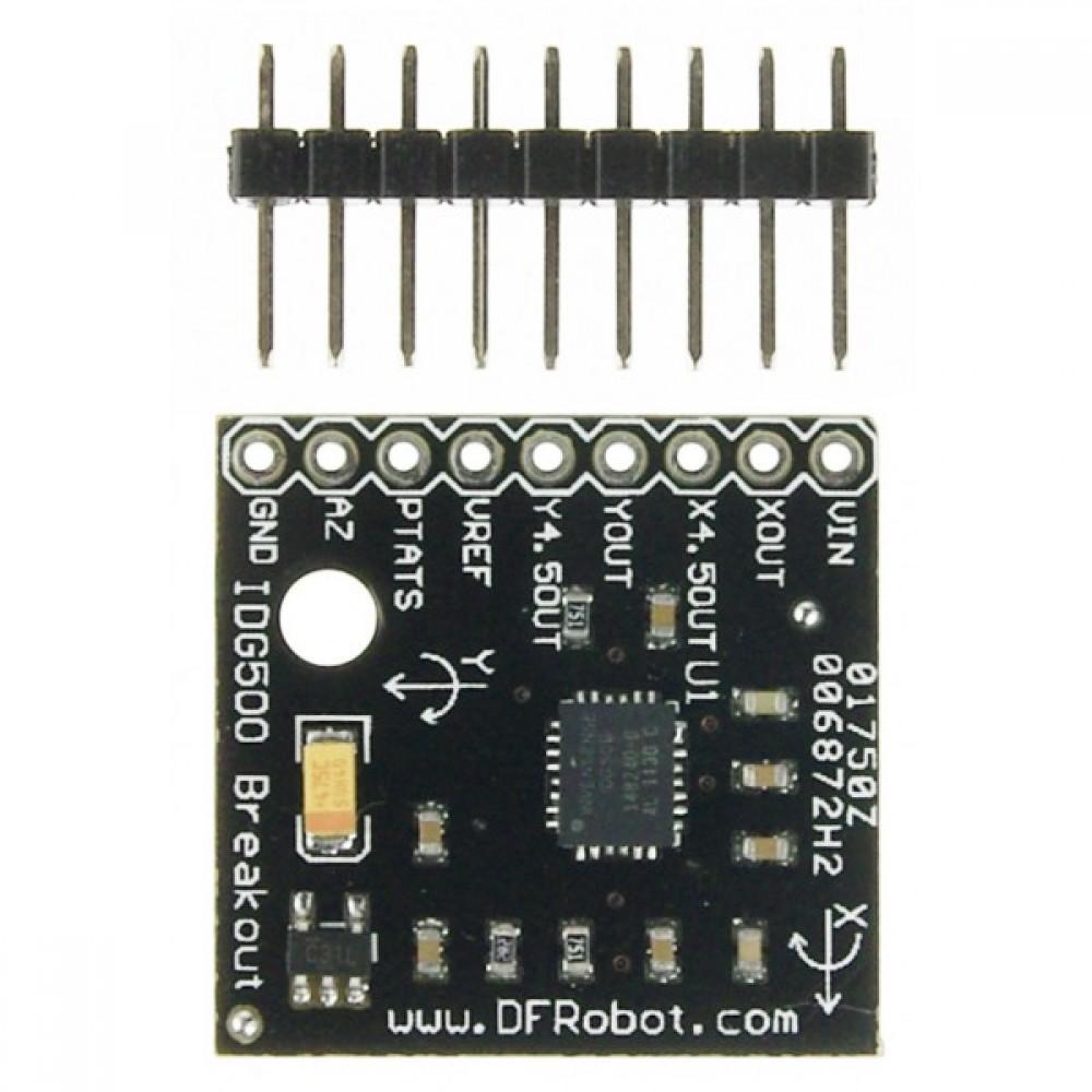 Гироскоп Gyro Breakout Board - IDG500 Dual 500°/s для Arduino