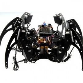 Мобильная платформа паук Hexapod Robot Kit для Arduino