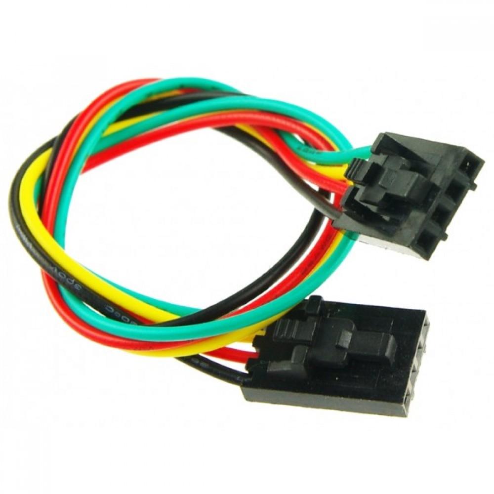 Кабель для IIC LCD модуля Arduino