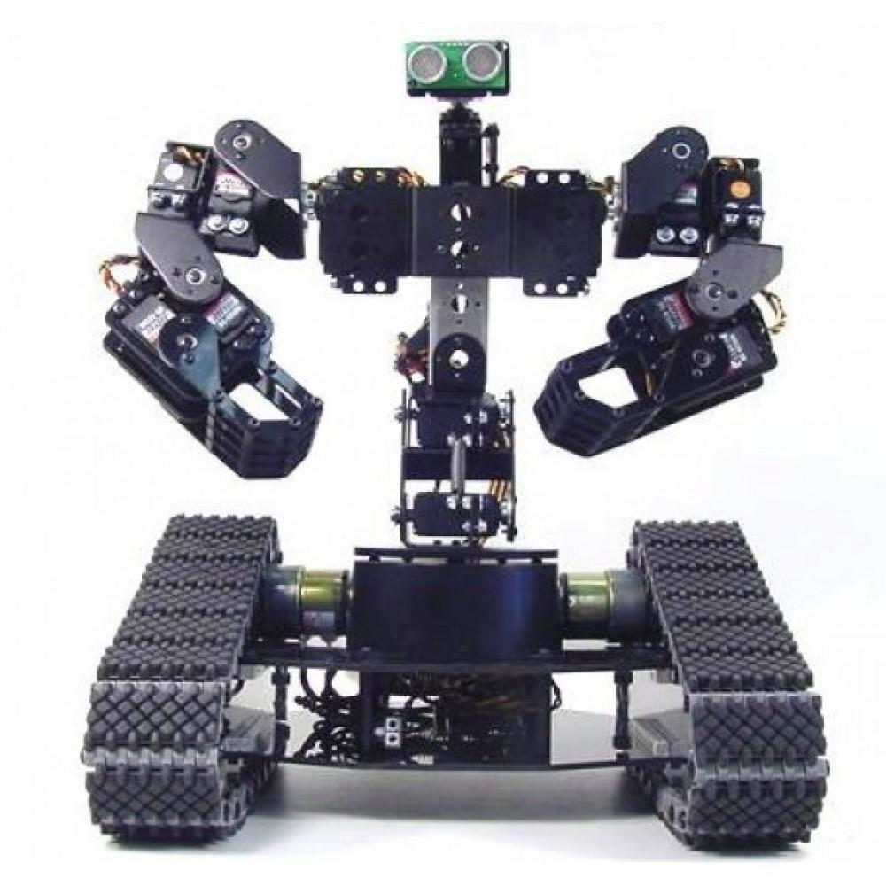 Мобильная платформа Johnny 5  Robot Kit для Arduino