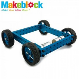 Платформа Makeblock 4WD Robot Kit – синяя