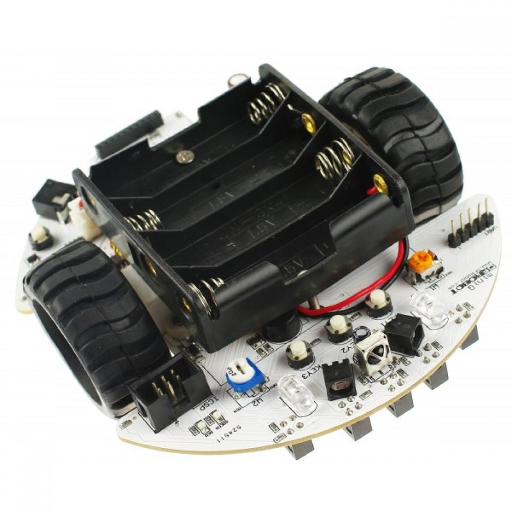 MiniQ 2WD Complete Kit для Arduino