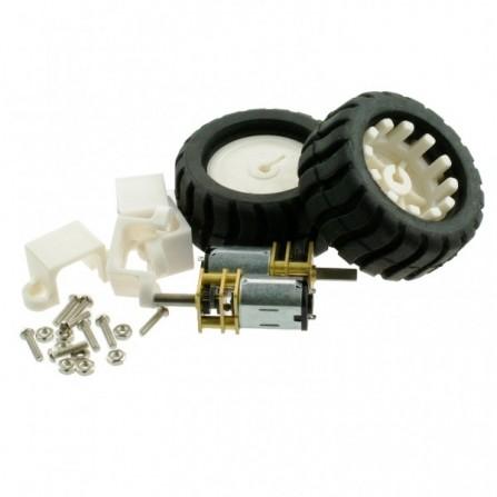 MiniQ Motor колеса с энкодерами для Arduino