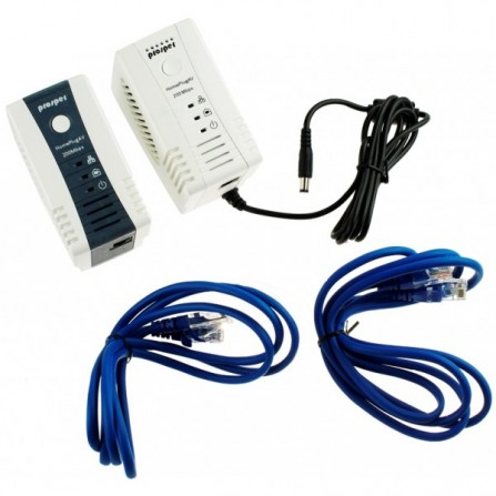 Powerline Ethernet Adapter (200M) -2 Units