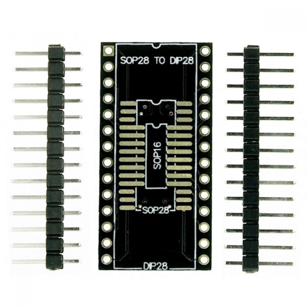 Прототип плата - SOP16/SOP28/SSOP28