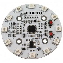 Плата Rainbow LED Ring V3 (Arduino совместимая)