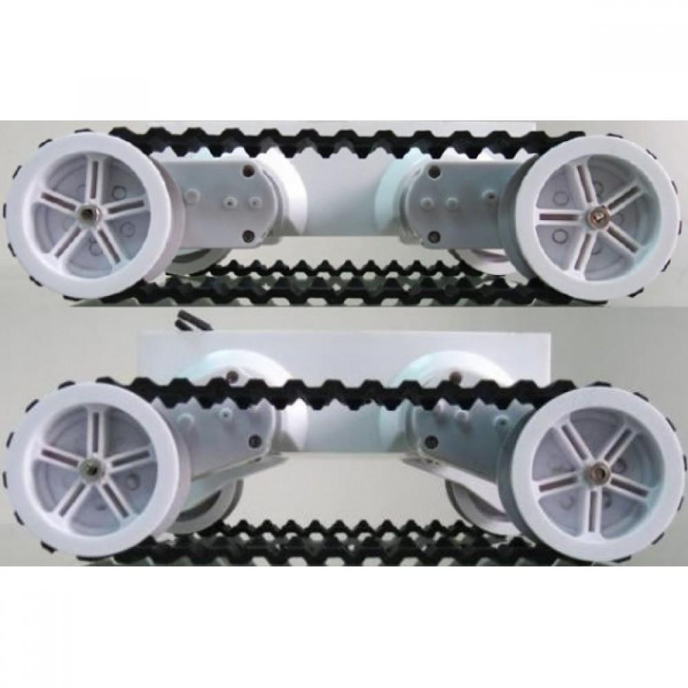 Гусеничная платформа Rover 5 для Arduino (2 мотора и 2 энкодера)