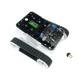 Набор Rover 5 танк Kit (Работает на Arduino и Bluetooth)