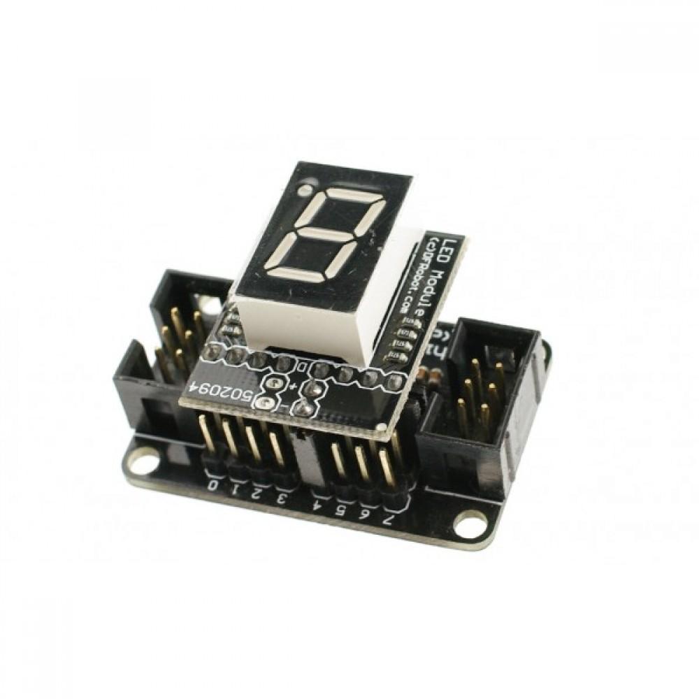 Набор Shiftout LED Kit для дисплеев Arduino