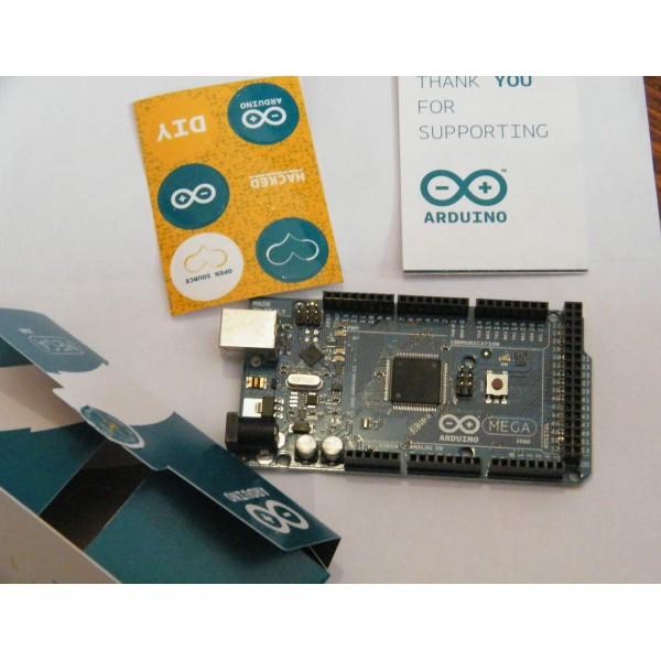 Arduino Mega 2560 оригинал, гарантия, ИТАЛИЯ, NEW REV3