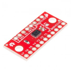 Multiplexer Breakout - 8-канальный переходник (74HC4051)
