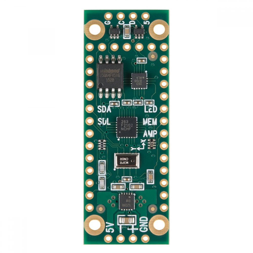 Шилд Teensy Prop Shield