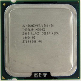 Intel Xeon 3060 2.40 GHz/4 Mb/1066 (SLACD) s775