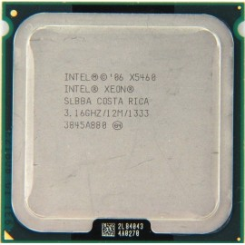 Intel Xeon X5460 3.16 GHz/12Mb/1333 (SLBBA) s771