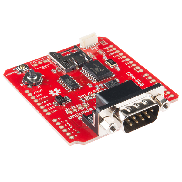 Шилд CAN-BUS для Arduino или Redboard