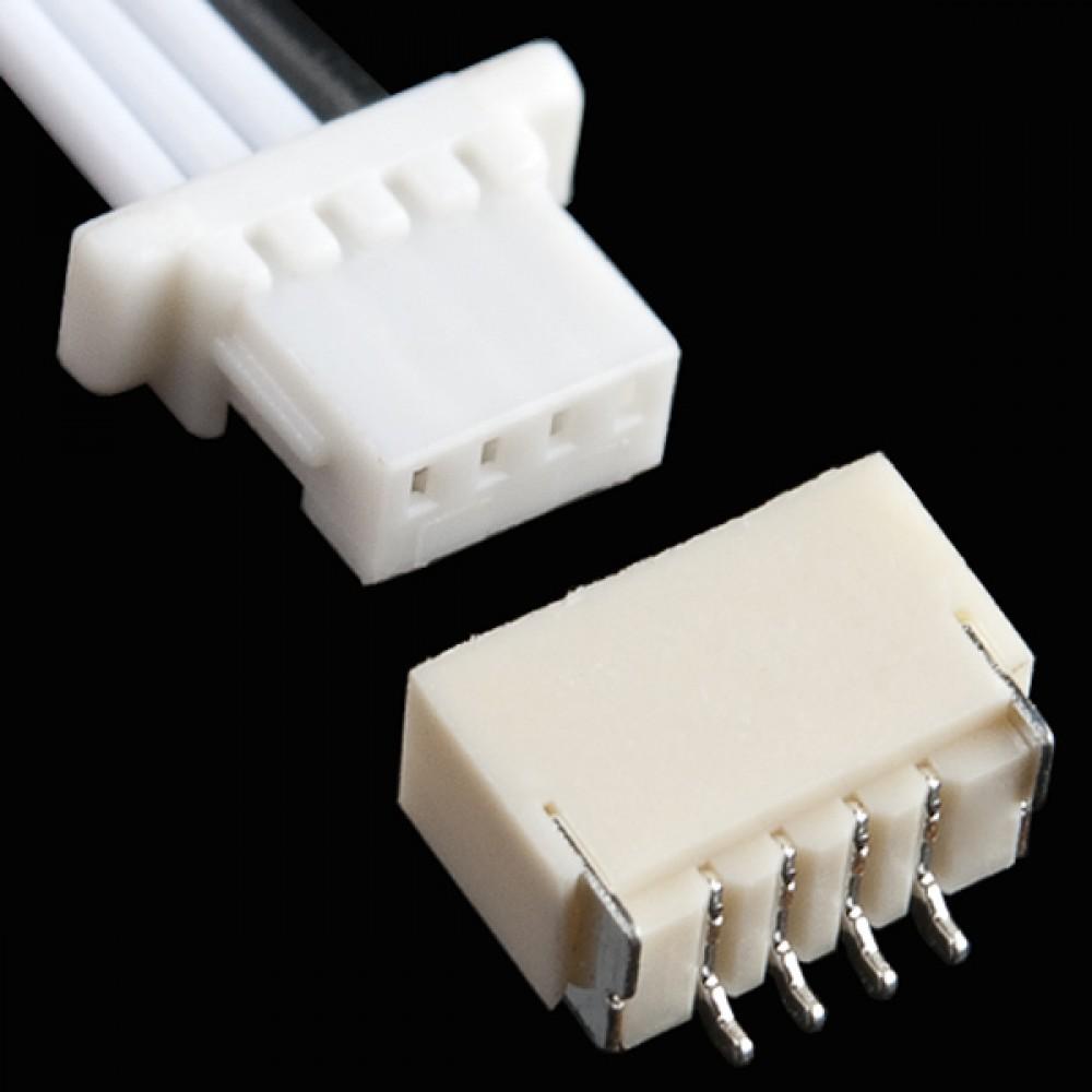 JST SH кабель 4 Wire Assembly - 20 см