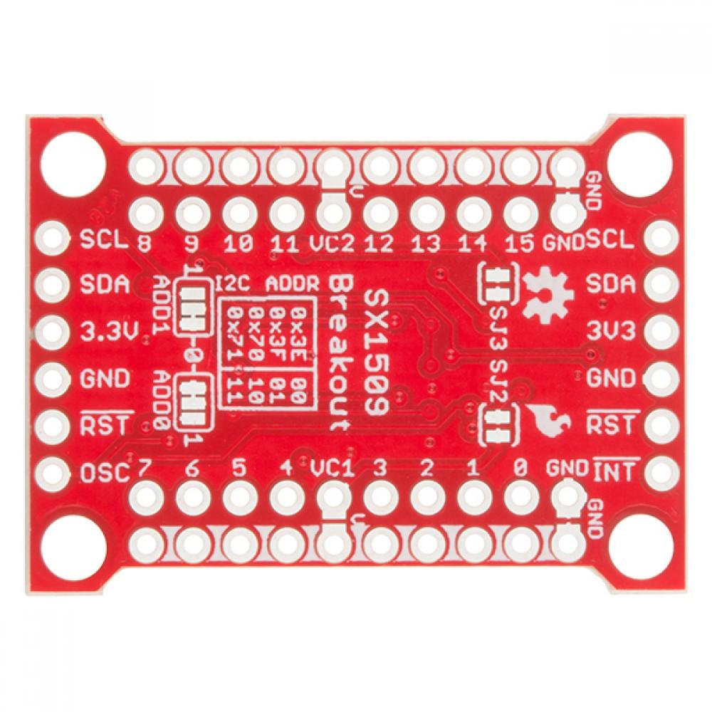 Переходник-расширитель SX1509 с 16 I/O
