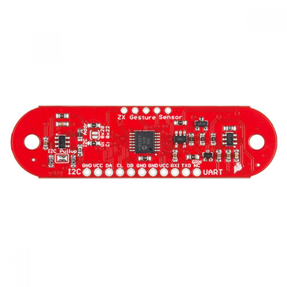 Датчик ZX Distance and Gesture Sensor
