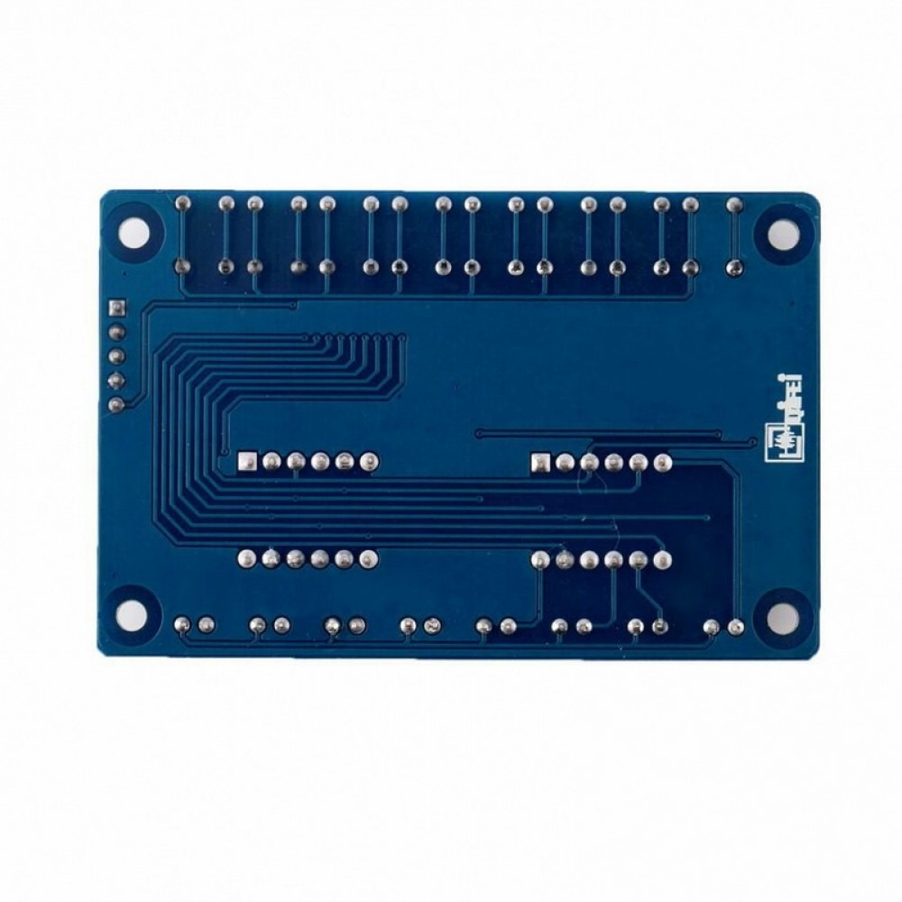 TM1638 Модуль клавиатуры и светодиодной индикации LED&KEY