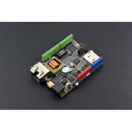 W5500 Ethernet с платой POE IOT Board (совместим с Arduino)