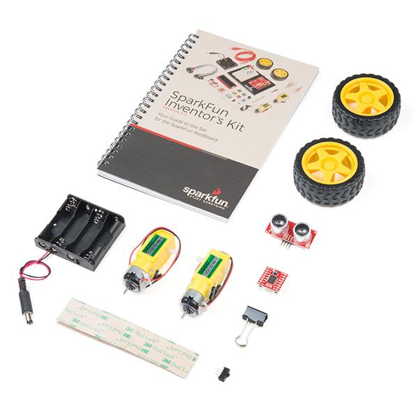 Комплект изобретателя Bridge Pack-v4.0