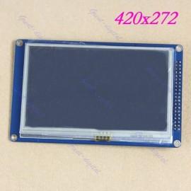 Сенсорный дисплей TFT 4.3 дюйма для ардуино