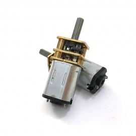 Микро мотор-редукторы 6 вольт 50 об/мин - 12 вольт 500 об/мин