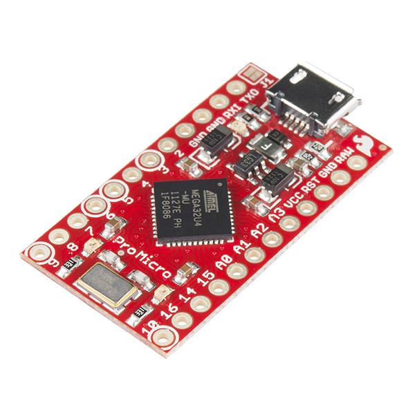 Плата Pro Micro - 3,3V/8MHz