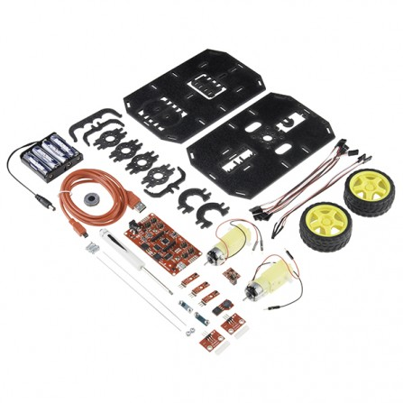 Набор Inventor's Kit для RedBot