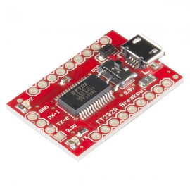 Плата USB to Serial Breakout - FT232RL