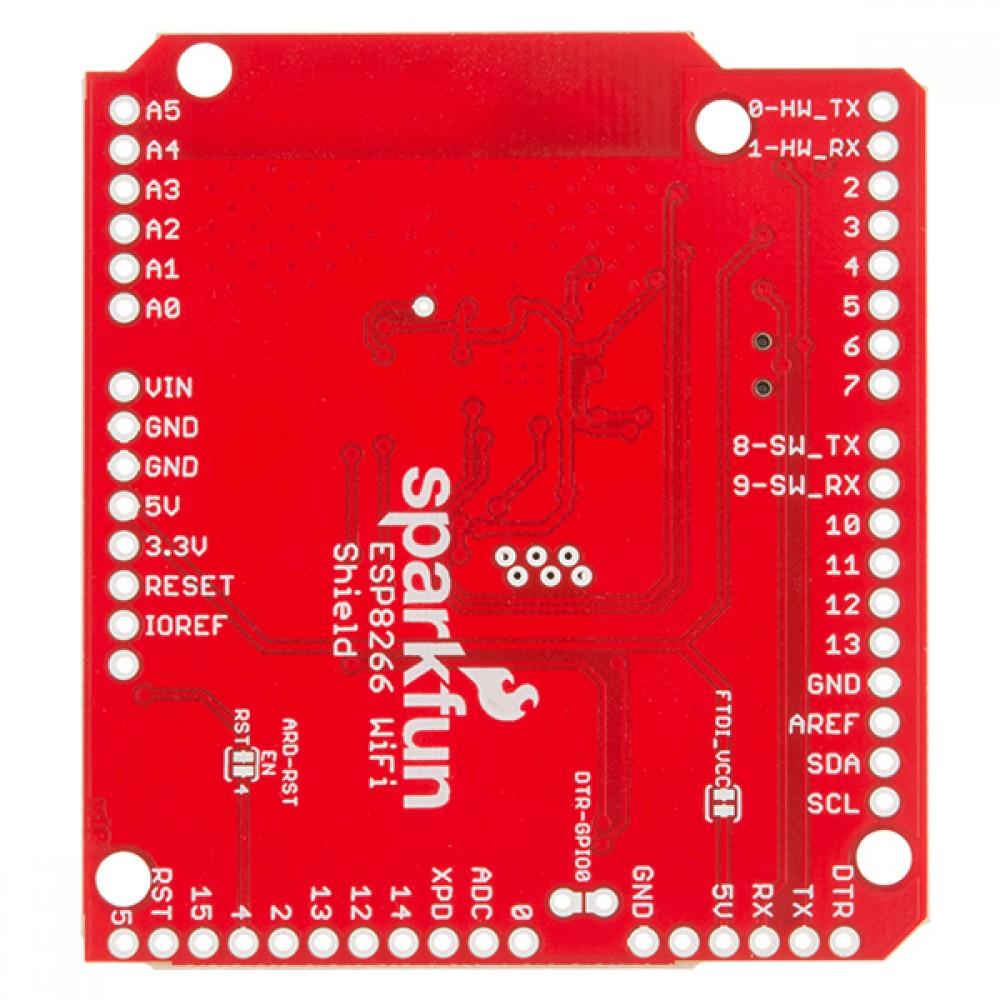 Шилд WiFi Shield - ESP8266