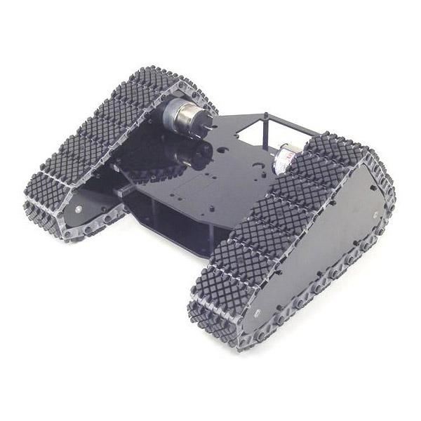 Мобильная платформа Tri-Track Chassis Kit без электроники для Arduino