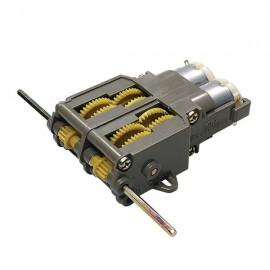 Dual Motor GearBox коробка передач для Arduino