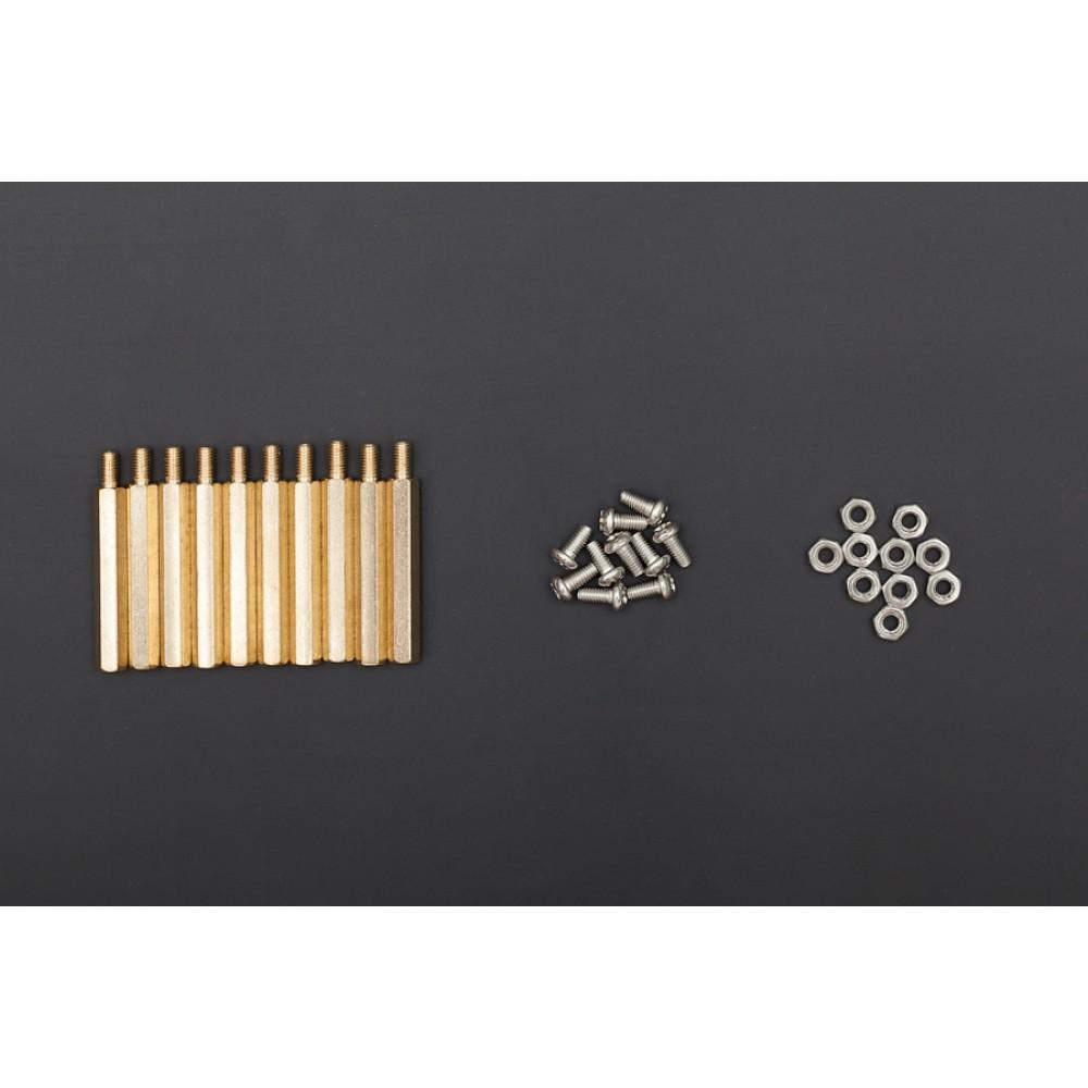 10 комплектов M3 * 30 гексагональных стоек для Arduino