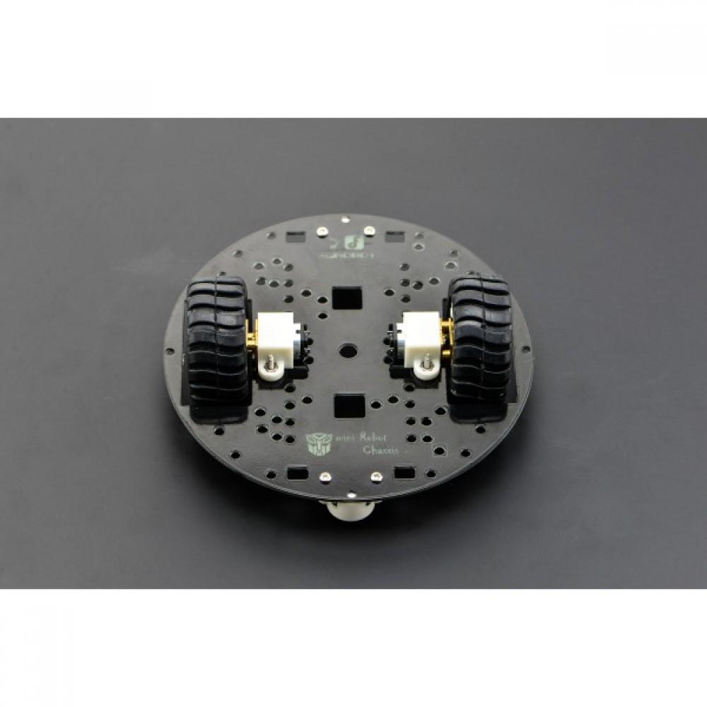 2wd miniQ Robot chassis для Arduino