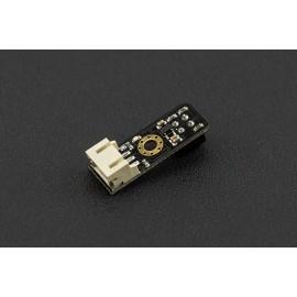 Датчик линейного перемещения для Arduino, отслеживание цели