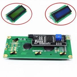 I2C/TWI LCD1602 модуль, дисплей для ардуино