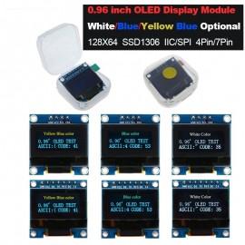 "OLED Дисплей для Arduino 0.96"" IIC I2C SPI"
