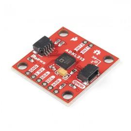 Трехосный цифровой акселерометр Breakout-ADXL313 (Qwiic)
