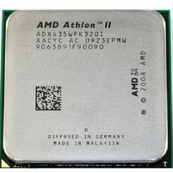 AMD Athlon II X3 435 2.90 GHz ADX435WFK32GI sAM3