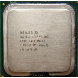 Intel Core 2 Duo E6300 1.86 GHz/2 Mb/1066 (SLA5E) s775