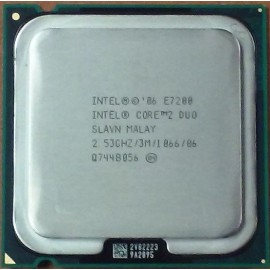 Intel Core 2 Duo E7200 2.53 GHz/3 Mb/1066 (SLAVN) s775